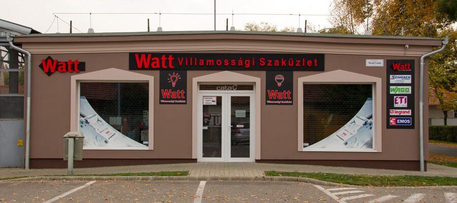 Watt Villamossági bolt